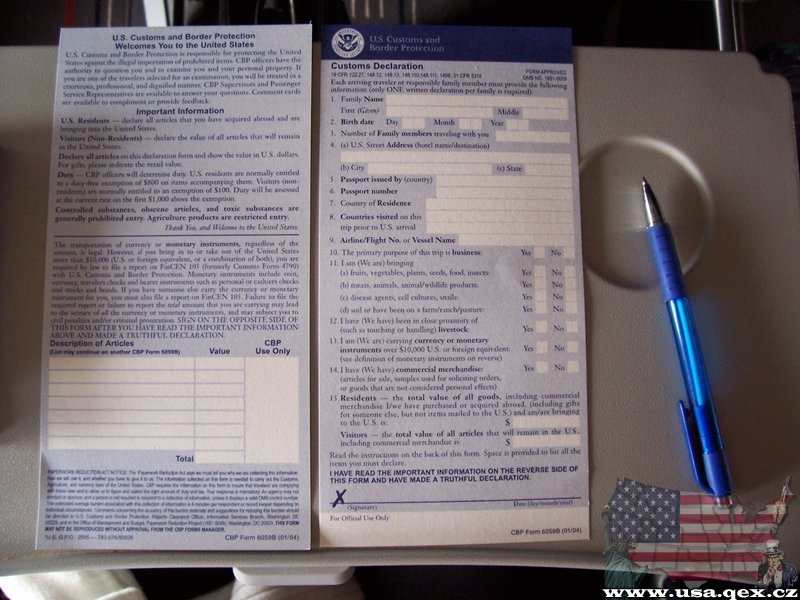 Customs declaration form 6059b solidaphikworks customs declaration form 6059b altavistaventures Gallery