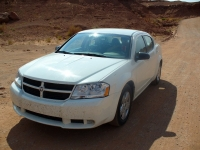 Road Trip Car (Dodge Avenger)